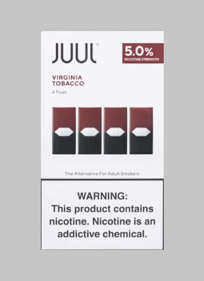 JUUL Virginia Tobacco Pods