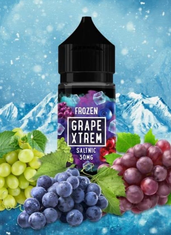 Sams Vape Frozen Grape Xtrem Salt-Nic