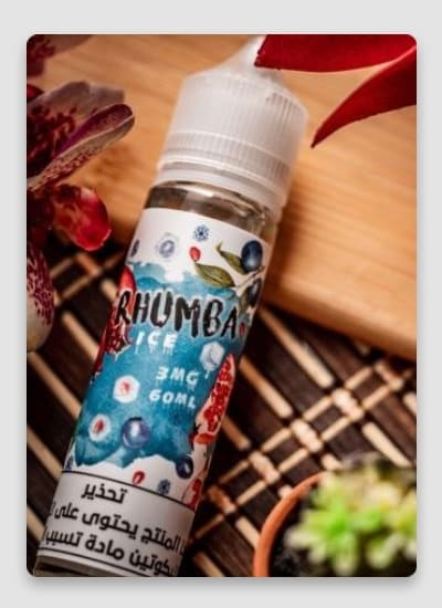 Rhumba Ice E-Liquid