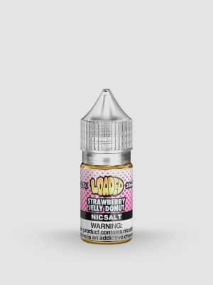 Loaded Strawberry Jelly Donut Salt Nic