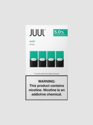 JUUL Mint Pods
