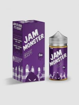 Jam Monster Grape E-Juice