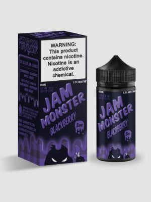 Jam Monster Blackberry