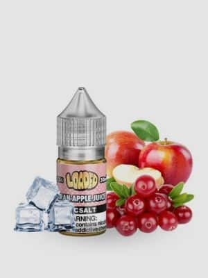 Loaded Cran-Apple Salt Nic