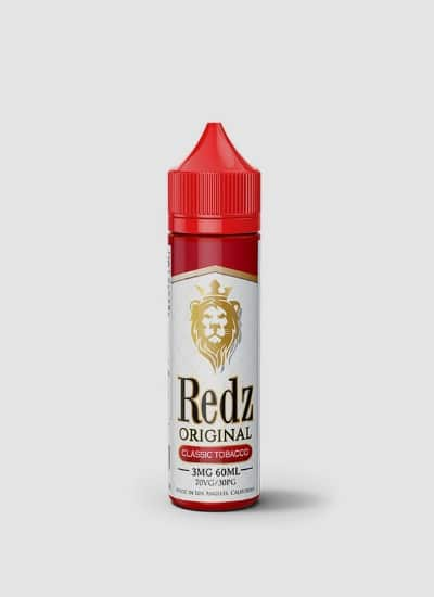 Redz Original Tobacco E-Juice