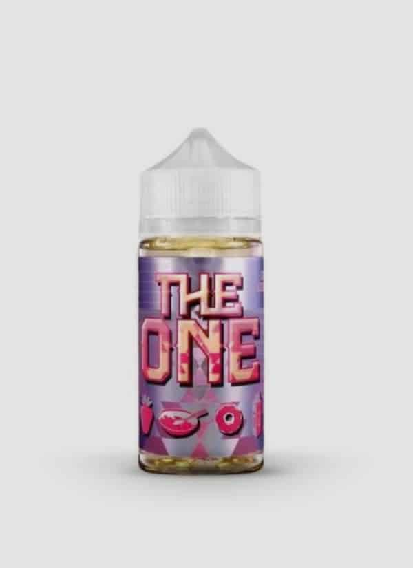 The One Strawberry E-Juice