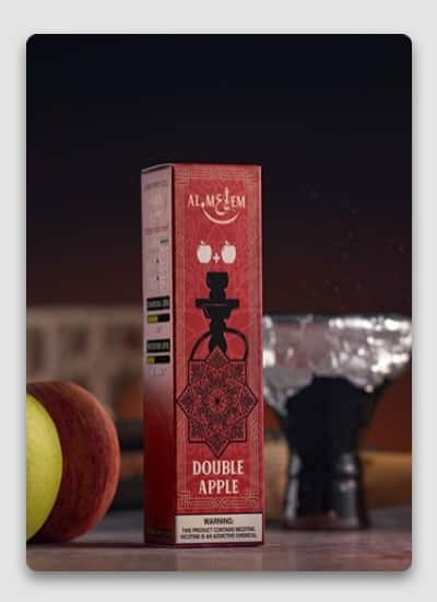 AlM3lem Double Apple 60ML