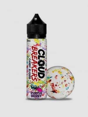 Cloud Breakers Purple Berry 60ML