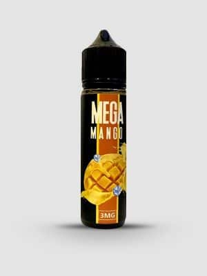 Grand E-Liquid Mega Mango Ice
